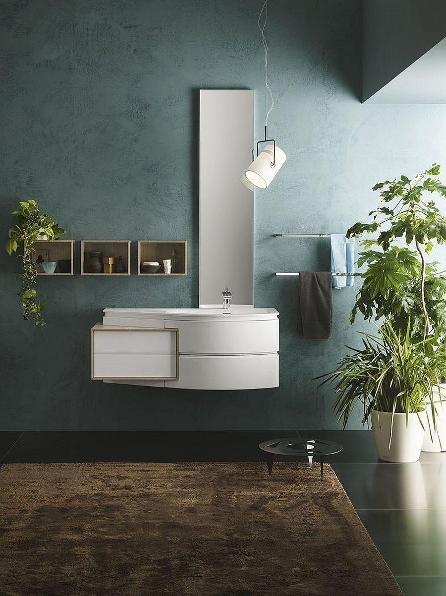 Avantgarde vanity units transform your bathroom in space-savvy style