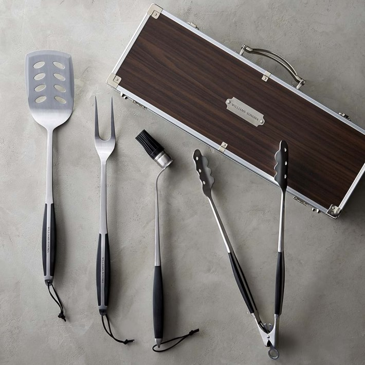 Barbecue tools from Williams-Sonoma
