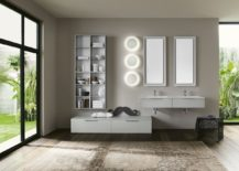 Bathrooms from Inda exude glamour and sophistication
