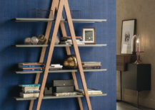 Beautiful-and-functional-ladder-styled-bookcase-217x155