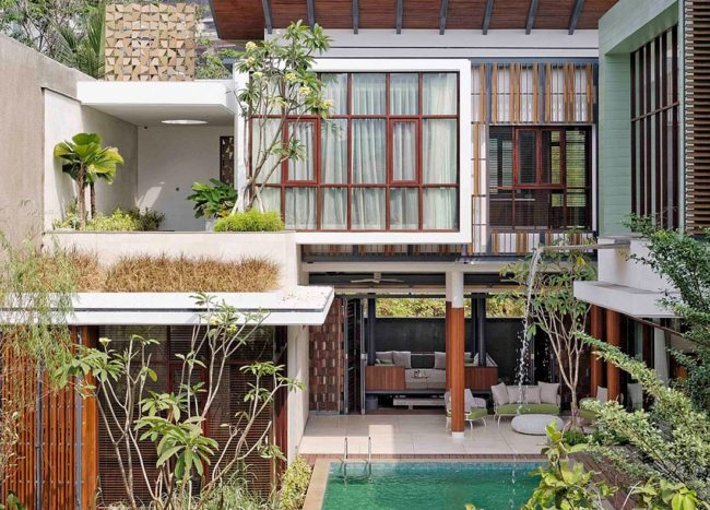 Green Oasis in Jakarta Merges Javanese Tradition with Modernity