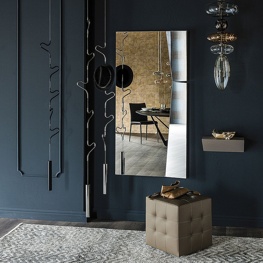 Contemporary and minimal wall mirror from Cattelan Italia