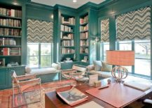 Contemporary-home-office-and-library-rolled-into-one-217x155