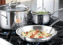 Cookware set from Calphalon
