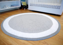 Cotton rug from Spot on Square