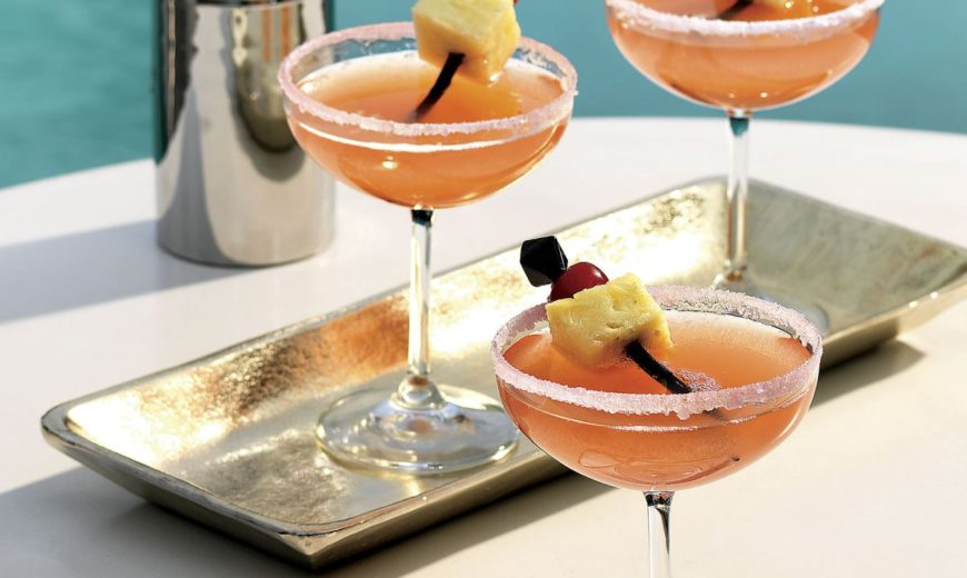 20 Essentials for a Summer Cocktail Party