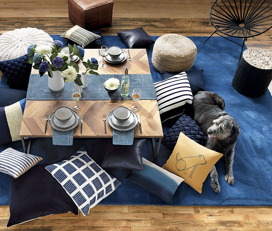 Dining possibilities from CB2