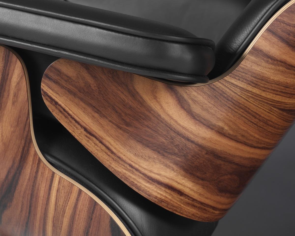 Eames Lounge Chair.
