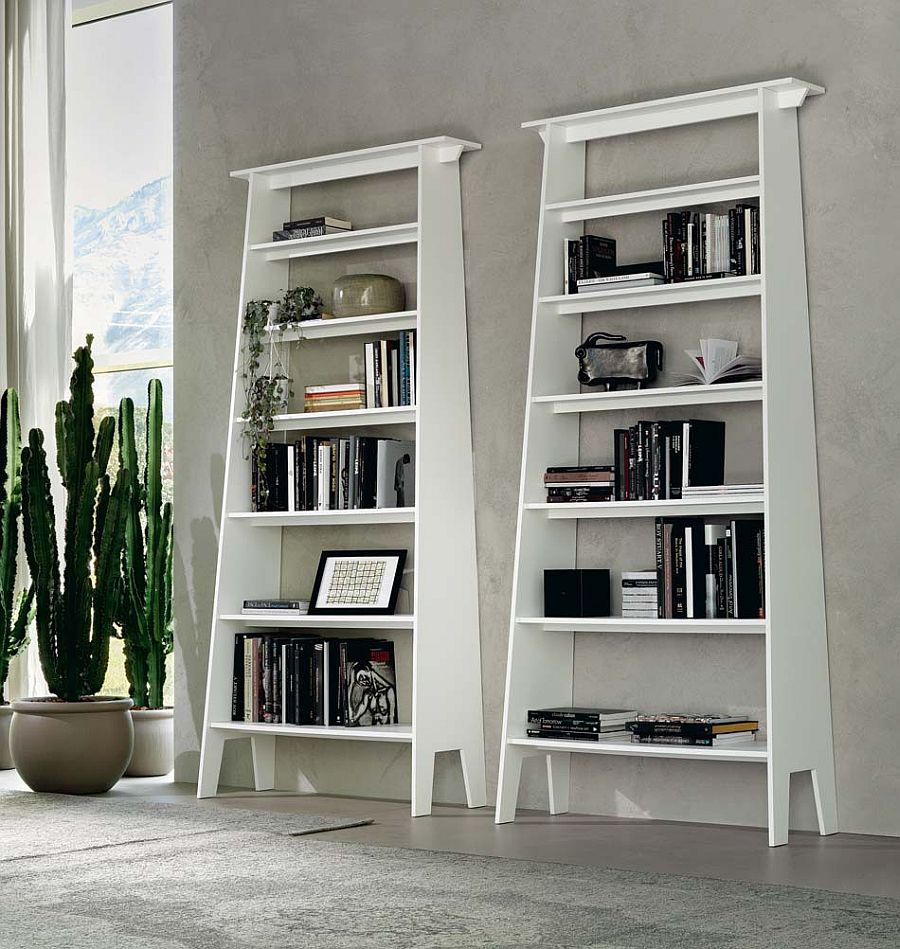 Estoril bookshelves by Gino Carollo for Cattelan Italia