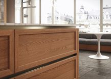 Exquisite wooden finishes give Heritage an exclusive and inviting aura