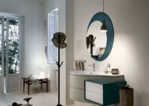 Fabulous contemporary vanity units from Inda