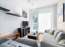 Floating-shelves-and-wooden-bench-in-the-living-room-give-it-an-airy-appeal-217x155