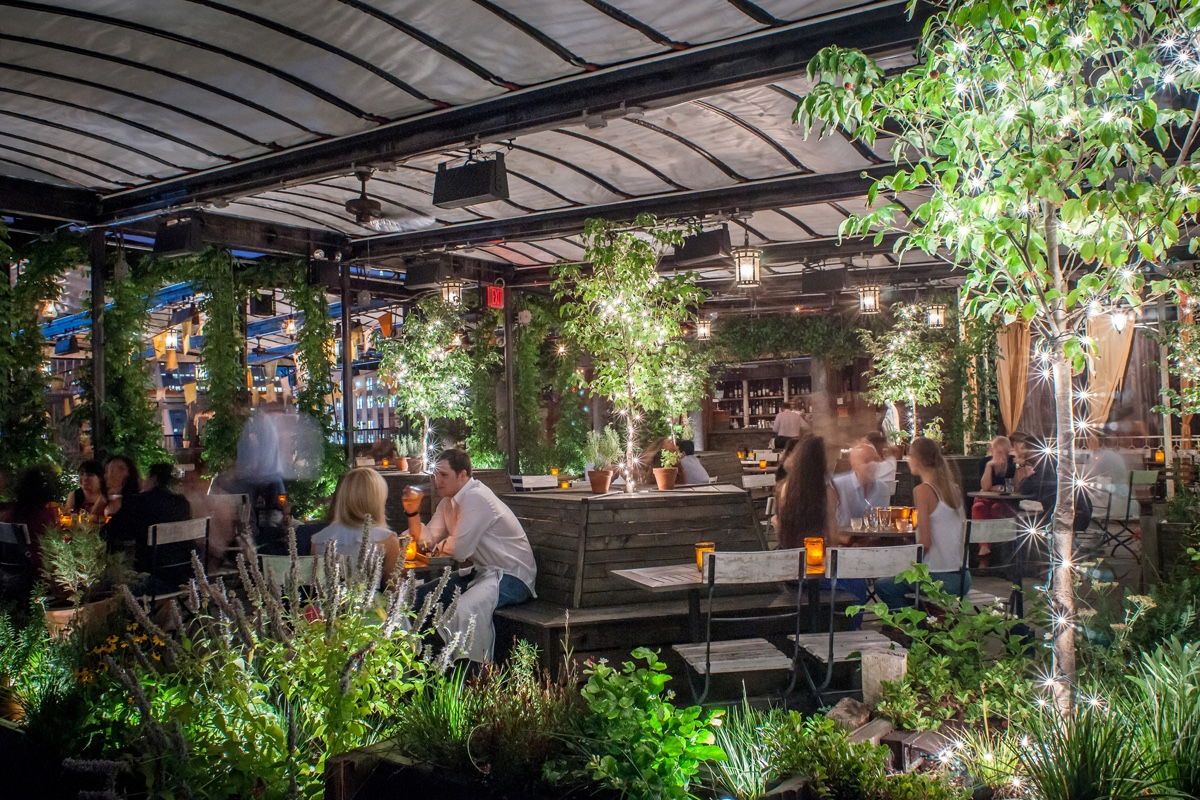 Gallow Green rooftop bar. Image© 2016 Time Out Digital Ltd.