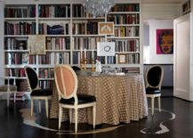 Gold-toned-coffee-table-in-an-elegant-dining-area-217x155