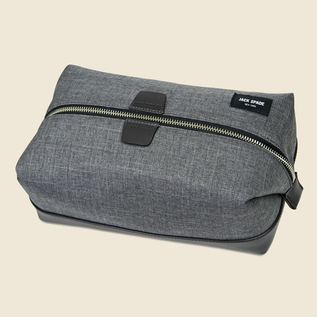 Grey travel kit