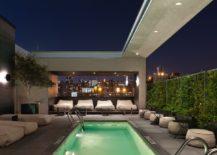 Hôtel Americano rooftop pool
