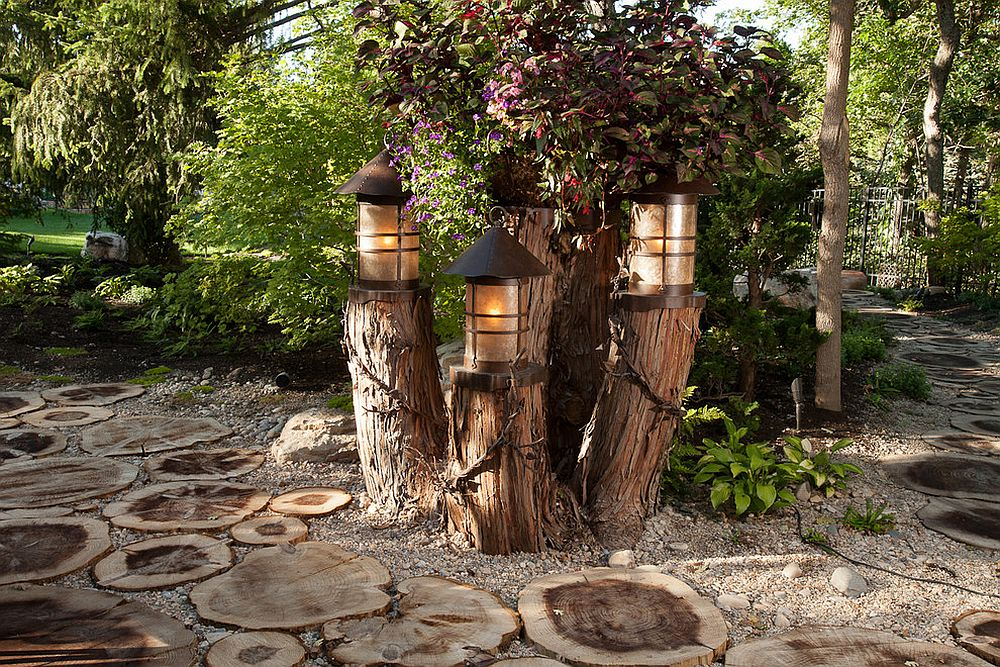 Hammerton Exterior Lantern Lighting A fairytale brought alive 25 Outdoor Lantern Lighting Ideas That Dazzle and Amaze!