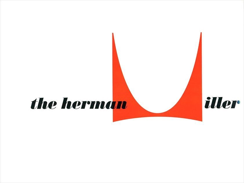 A name synonymous with midcentury modern classics and contemporary furniture design. Image © 2016 Herman Miller, Inc.
