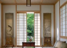 Japanese design elements have become an integral part of the modern meditation room