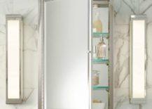 Medicine cabinet from Restoration Hardware
