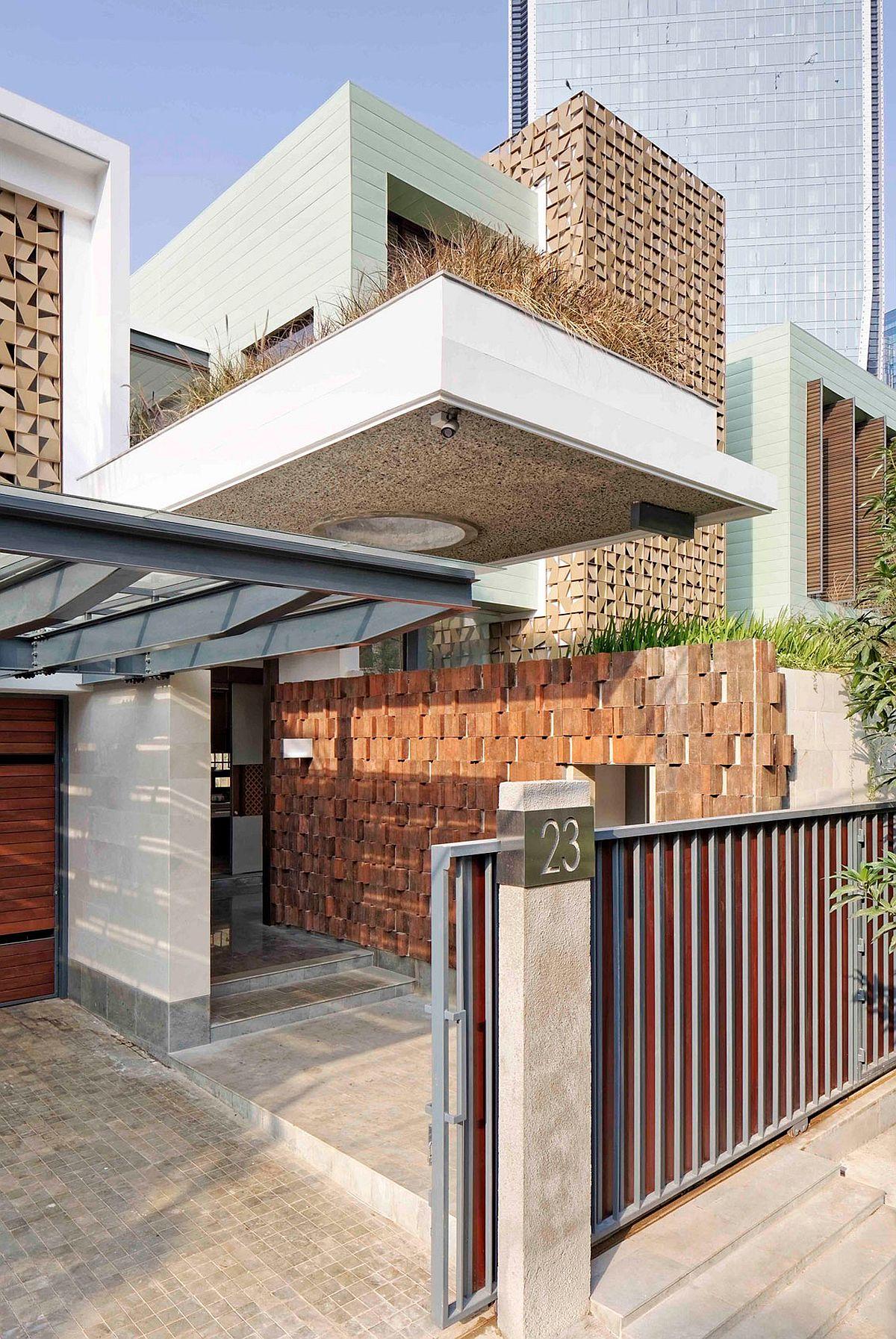 Modern Denpassar Residence in Jakarta, Indonesia