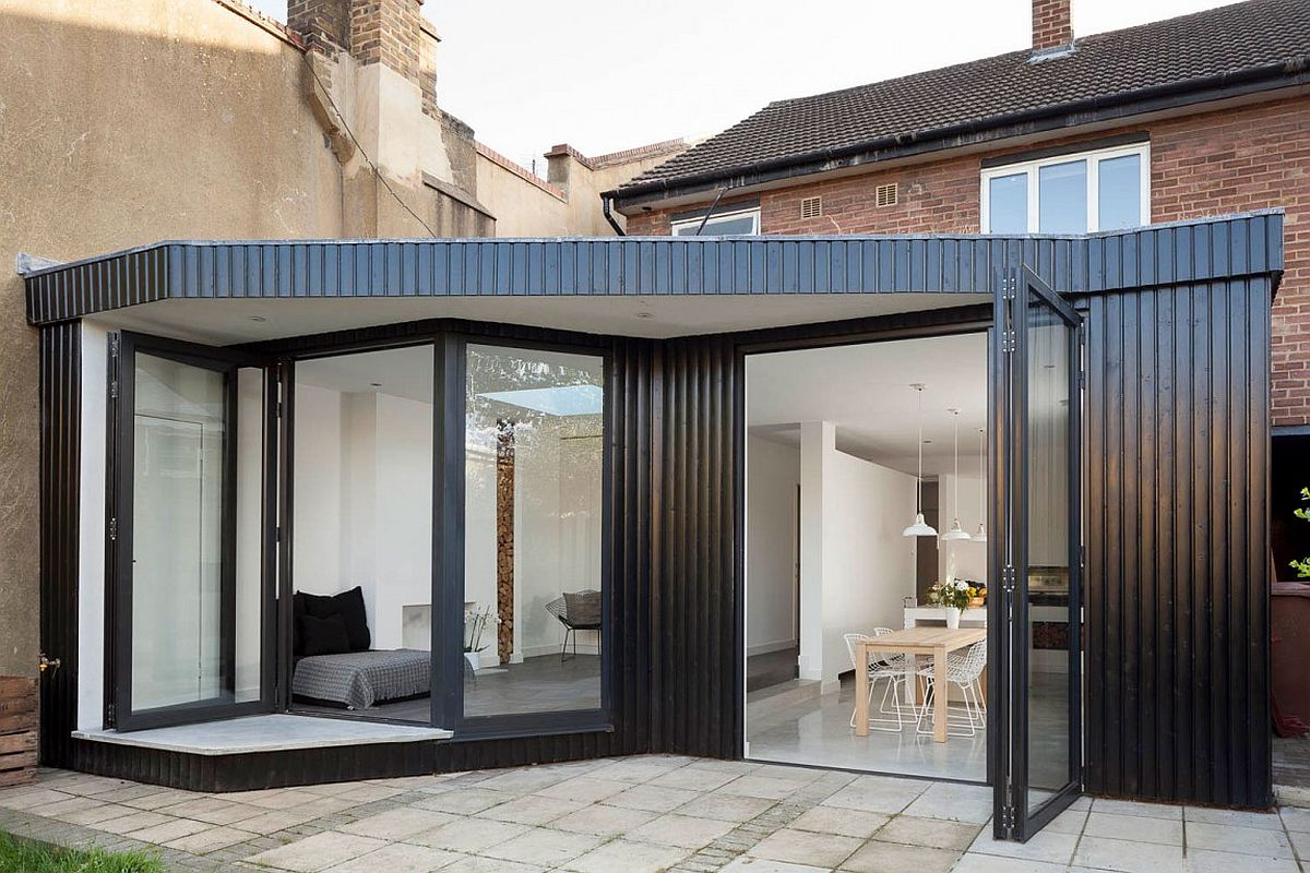 London Home Redesigned By Scenario Architecture Oozes