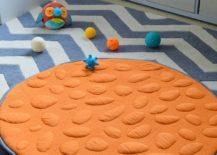 Organic play mat from Nook