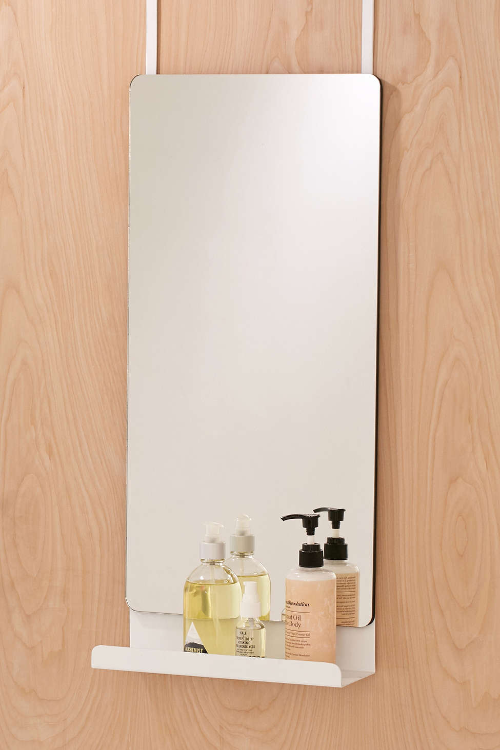 Over-the-door mirror from Urban Outfitters