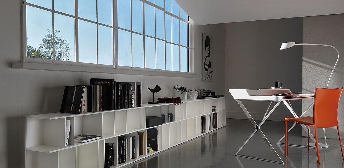 Pick a configuration of Wally that fits your living space of home office