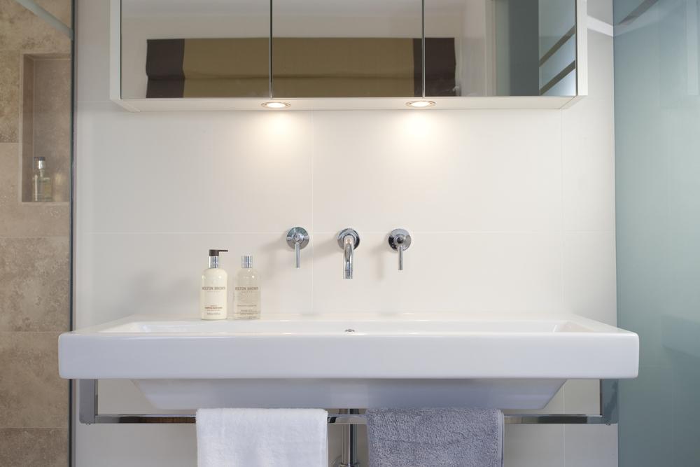 Powder room sink essentials
