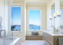 Powder-room-with-towel-racks-217x155
