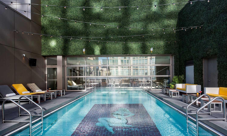 Gansevoort Park Hotel Nyc