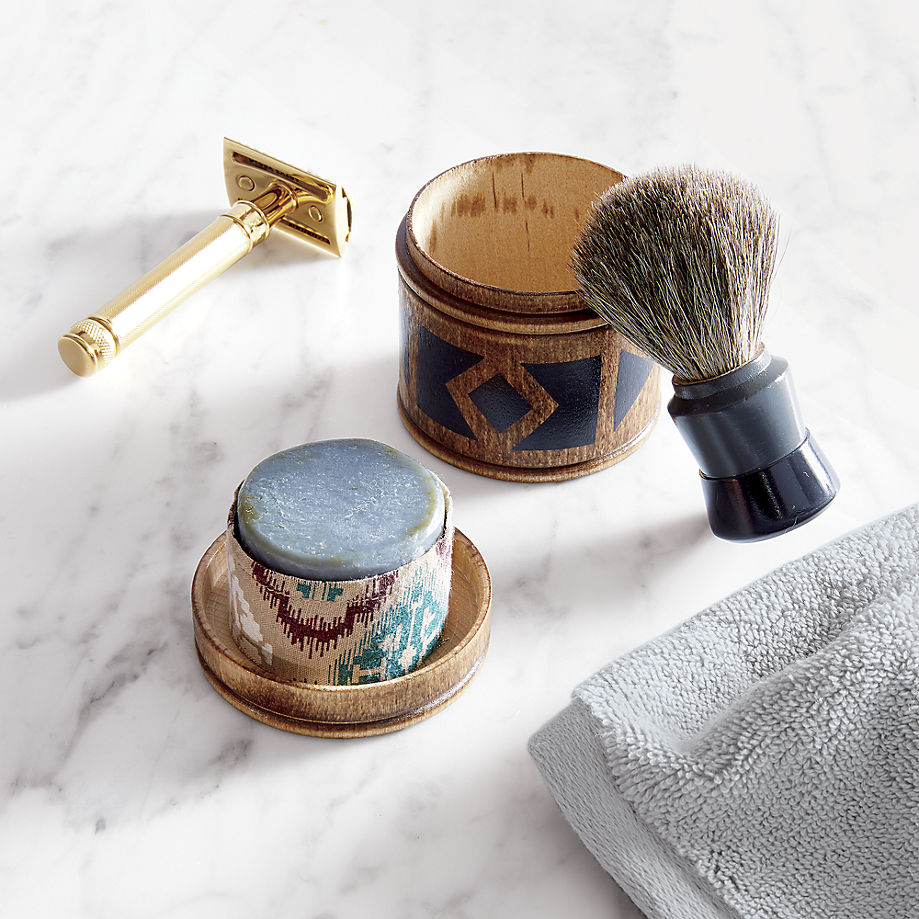 Shaving kit from CB2