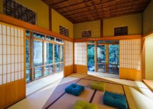 Shoji screens are an absolute must for the fabulous Asian style meditation room
