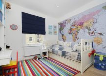 Simplicity Of The Rug Design Makes It Prefect For A Modern Kids Room  217x155 Colorful Zest