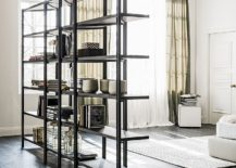 Sleek-bookshelf-from-Cattelan-Italia-takes-up-very-little-square-footage-217x155
