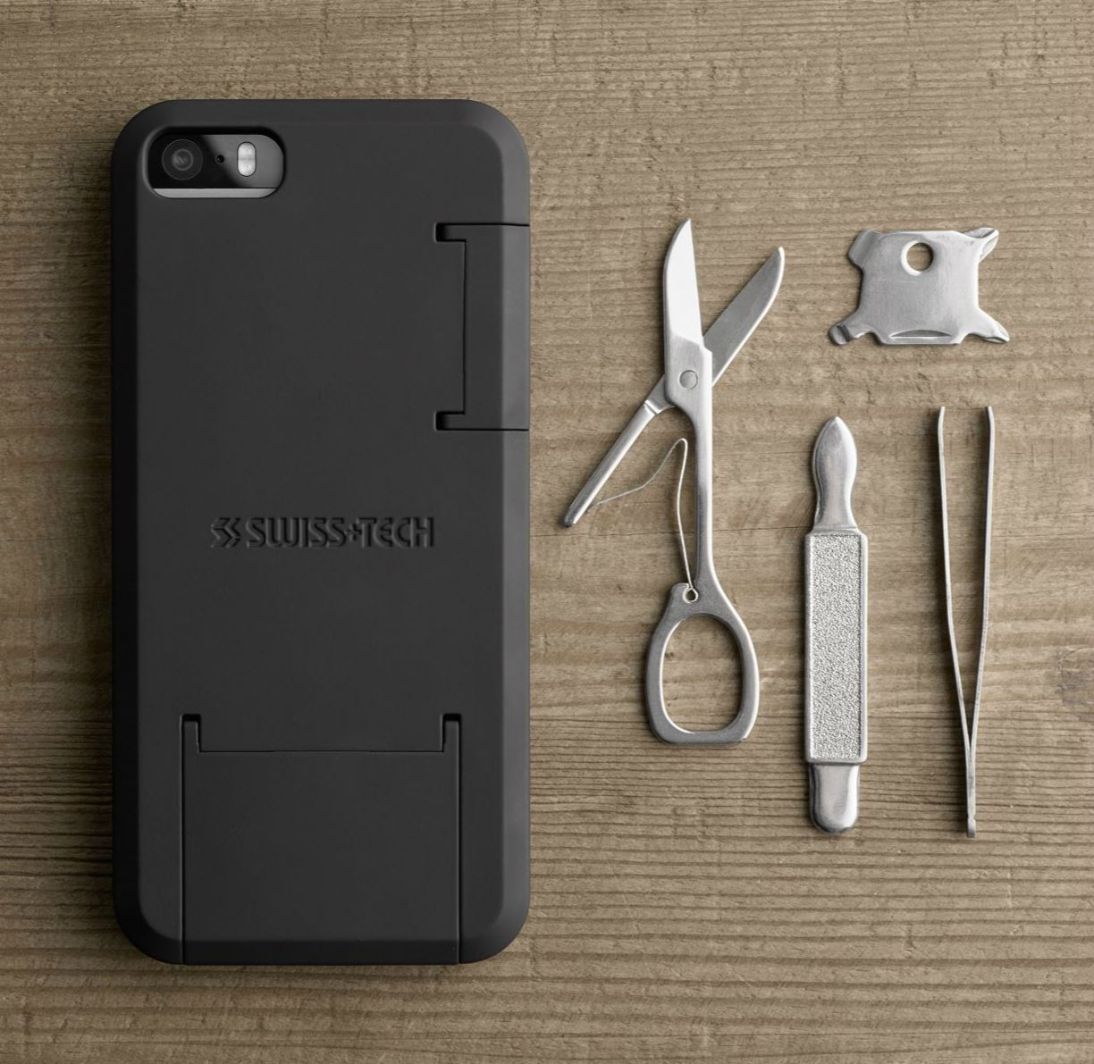 Smartphone tool case from Restoration Hardware
