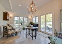 Spacious-shabby-chic-style-sunroom-with-ample-storage-and-seating-217x155