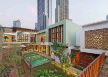 Stunning and relaxing green ecsape in the heart of bustling Jakarta