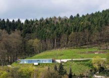 Stunning minimalist villa in Thuringia, Germany with sustainable design