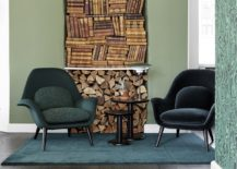 Swoon easy chair from Fredericia