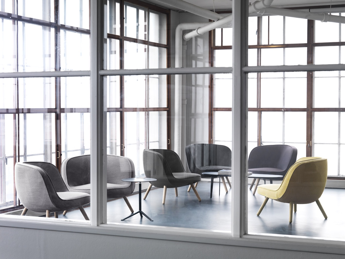 The Via57™ chair from Republic of Fritz Hansen.