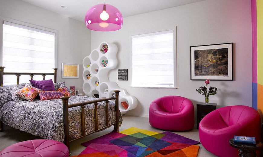 Colorful Zest: 25 Eye Catching Rug Ideas For Kidsu0027 Rooms