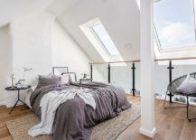 Attic-windows-bring-in-plenty-of-light-into-the-relaxing-bedroom-217x155