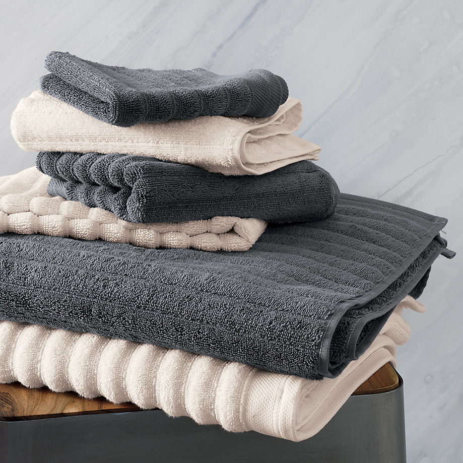 Bath towels from CB2