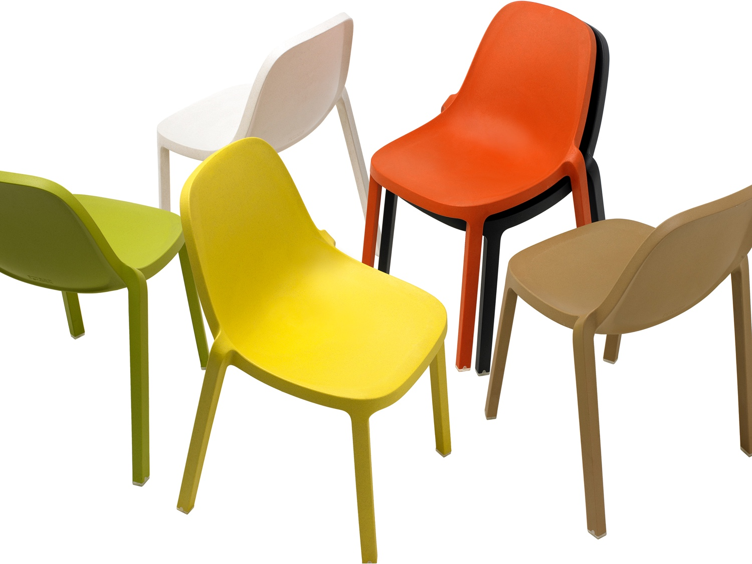 The Broom chair. Image courtesy of Emeco.
