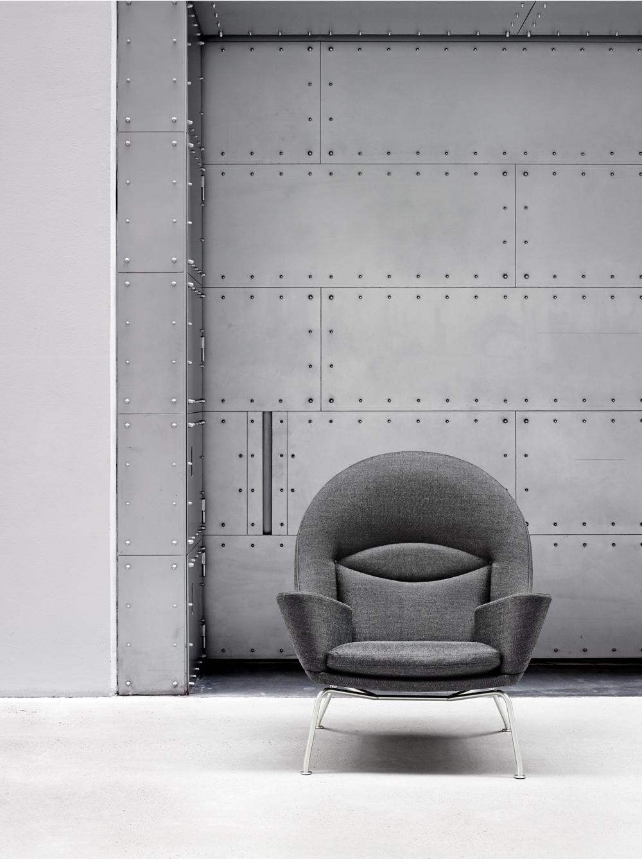 CH468Oculus Chair. Image courtesy of Carl Hansen & Søn.