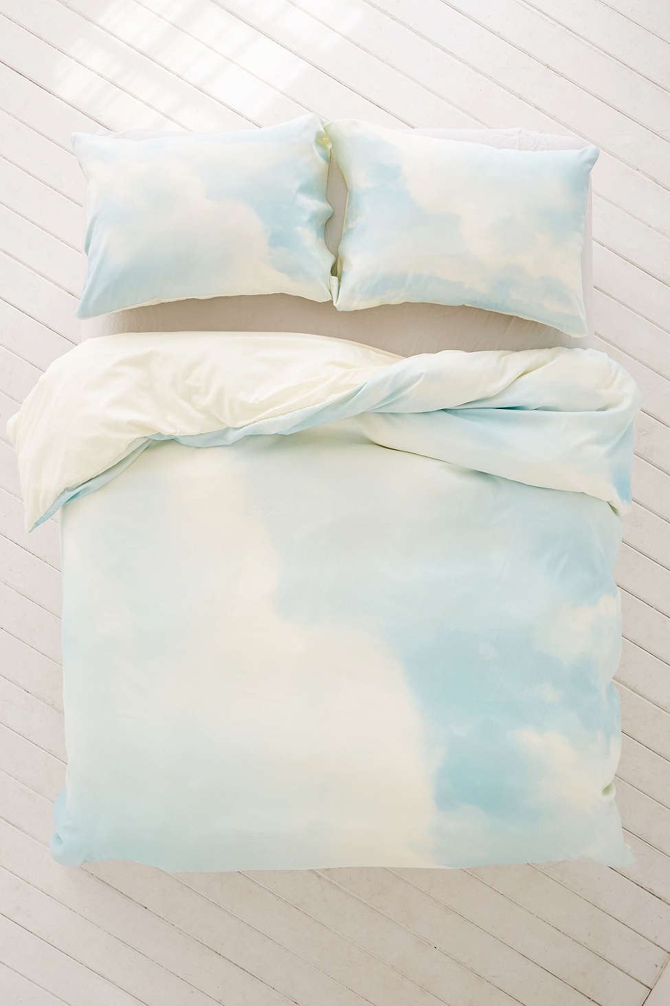 Cloud bedding from Urban Outfitters