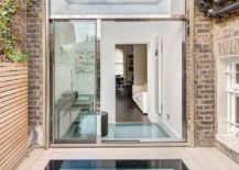 Contemporary glazed extension revamps classic London home