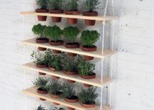 Think Green: 20 Vertical Garden Ideas
